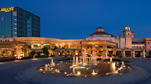 About us contact directions argosy casino in riverside mo for American exteriors kc
