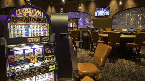 Slot Machines & Video Poker | Argosy Casino Hotel & Spa