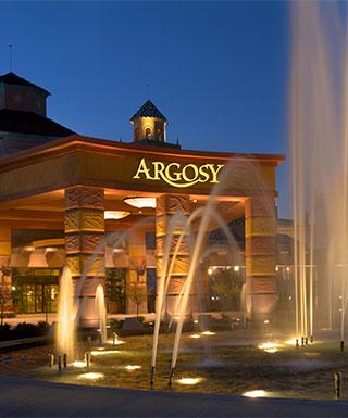 argosy casino kansas city events