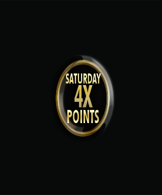 Saturday 4x Multiplier Logo